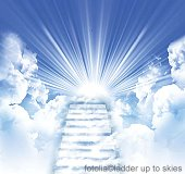 fotolia©ladder up to skies